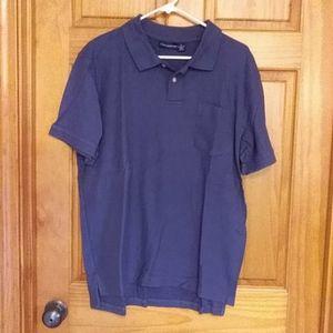 Men's John Ashford Polo Shirt Size Large